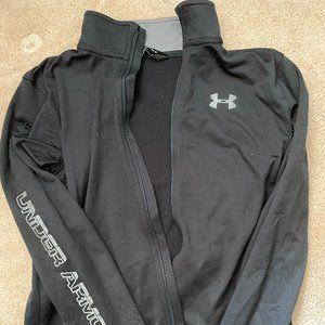 Under Armour jacket youth large